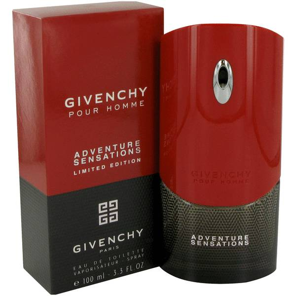 Givenchy Adventure Sensations Cologne