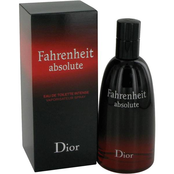 Fahrenheit Absolute Cologne