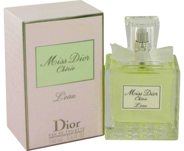 Miss Dior Cherie L'eau Perfume