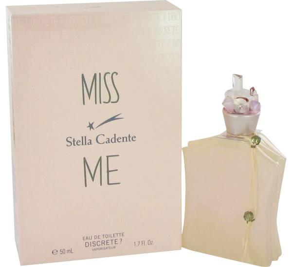 Miss Me Discrete Perfume