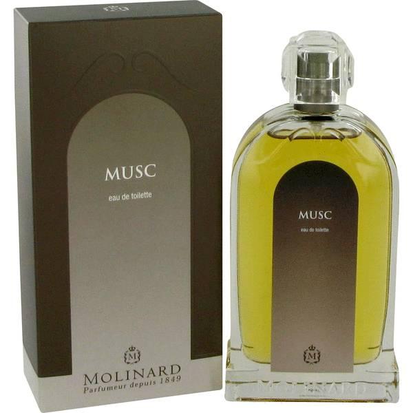 Musc Perfume