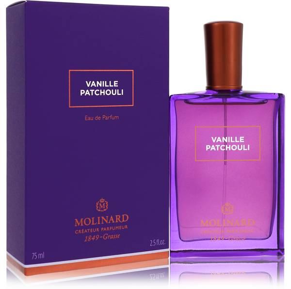 Vanille Patchouli Perfume
