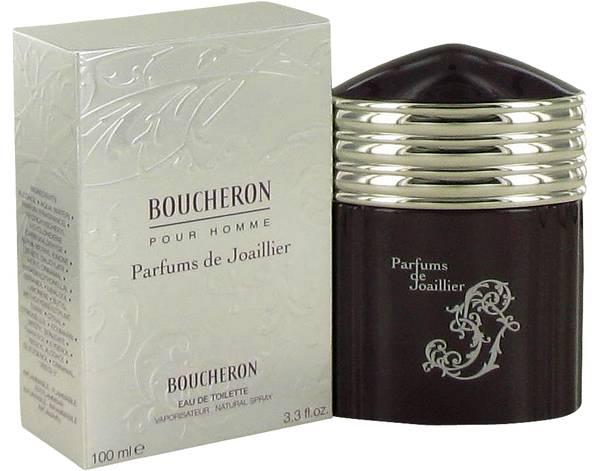 Boucheron Parfums De Joaillier Cologne
