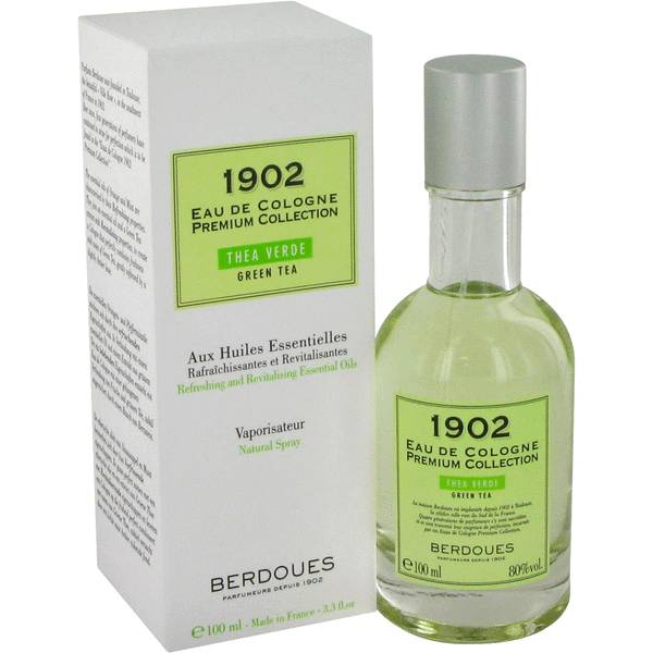 1902 Green Tea Cologne