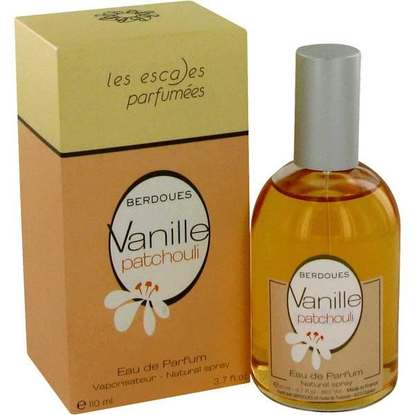 Vanille Patchouli Berdoues Perfume