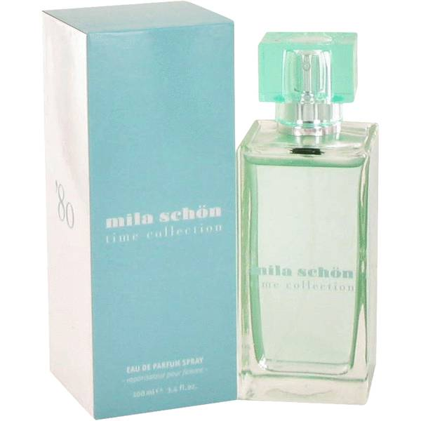 Time Collection 80 Perfume by Mila Schon