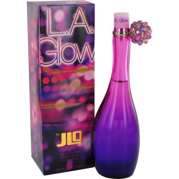 La Glow Perfume