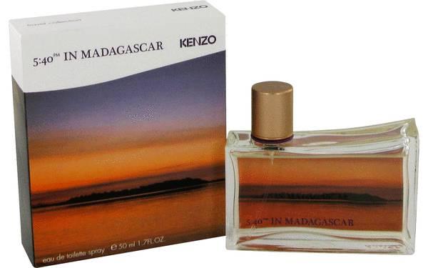 Kenzo 5:40pm In Madagascar Perfume