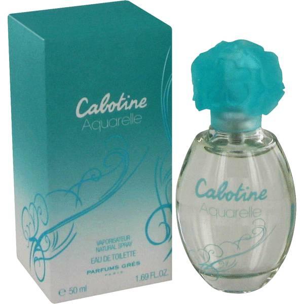 Cabotine Aquarelle Perfume