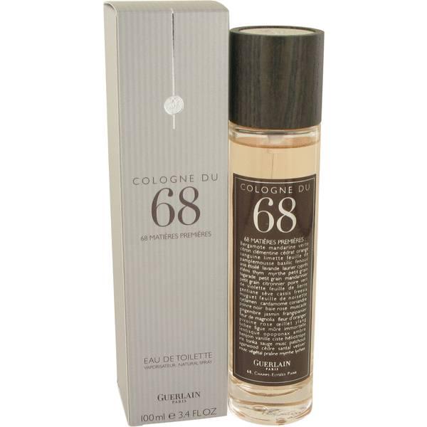 Cologne Du 68 Guerlain Perfume
