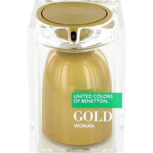 United Colors Of Benetton Gold Perfume