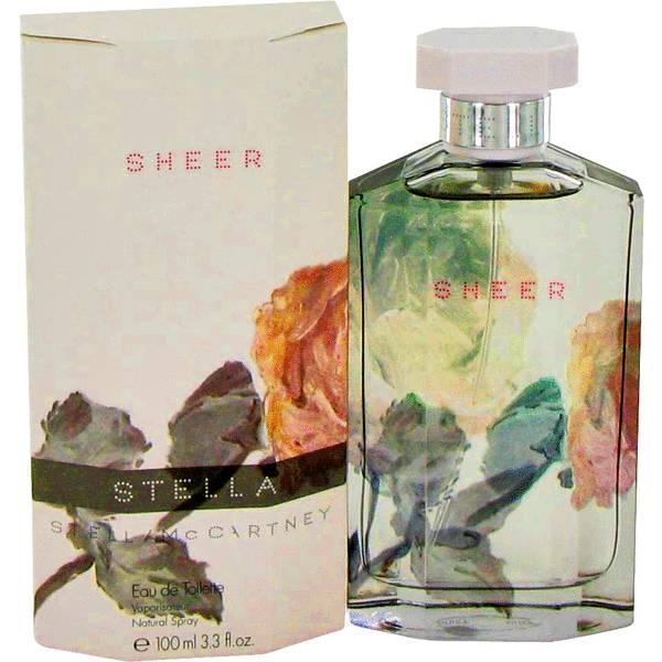 Stella Sheer Perfume