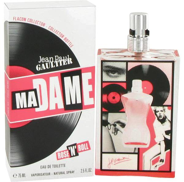 Madame Rose 'n' Roll Perfume