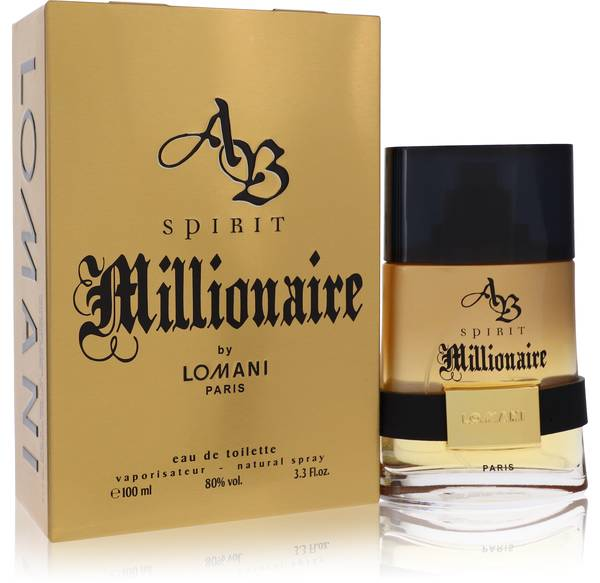 Spirit Millionaire Cologne