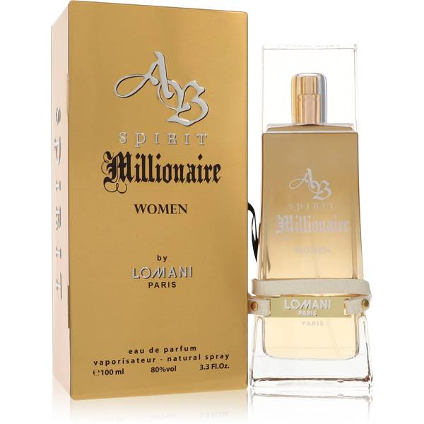 Spirit Millionaire Perfume