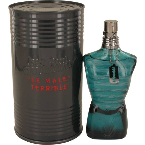Jean paul gaultier le male terrible cologne for men by - Le male jean paul gaultier pas cher ...