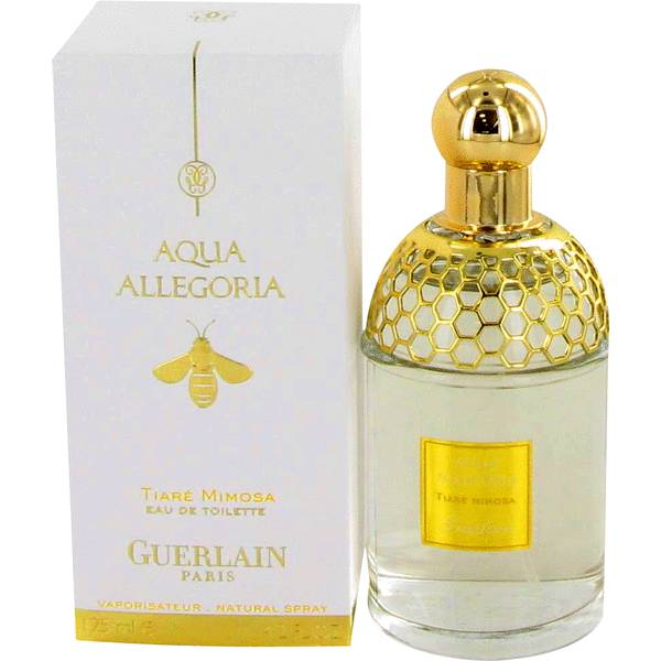 aqua allegoria tiare mimosa perfume for women by guerlain. Black Bedroom Furniture Sets. Home Design Ideas
