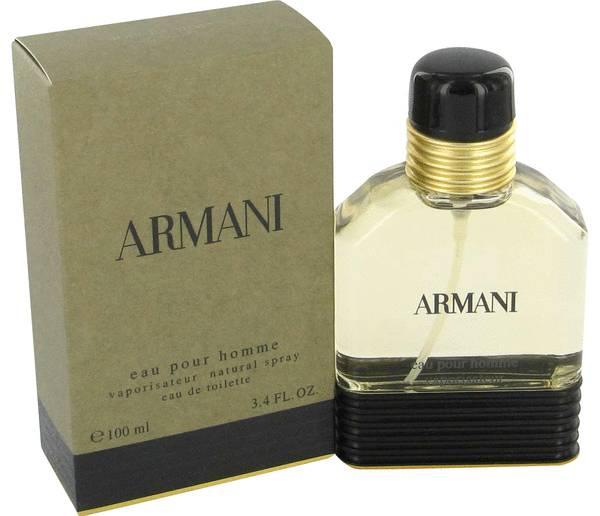 Armani Cologne