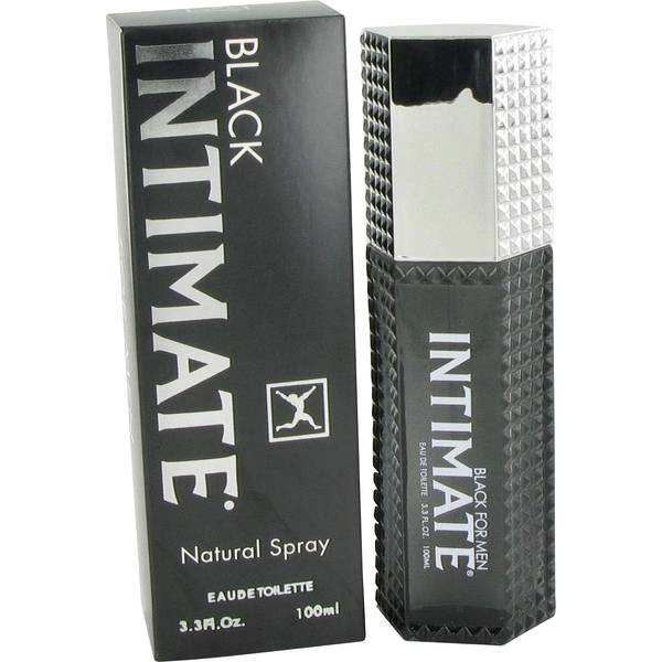 Intimate Black Cologne