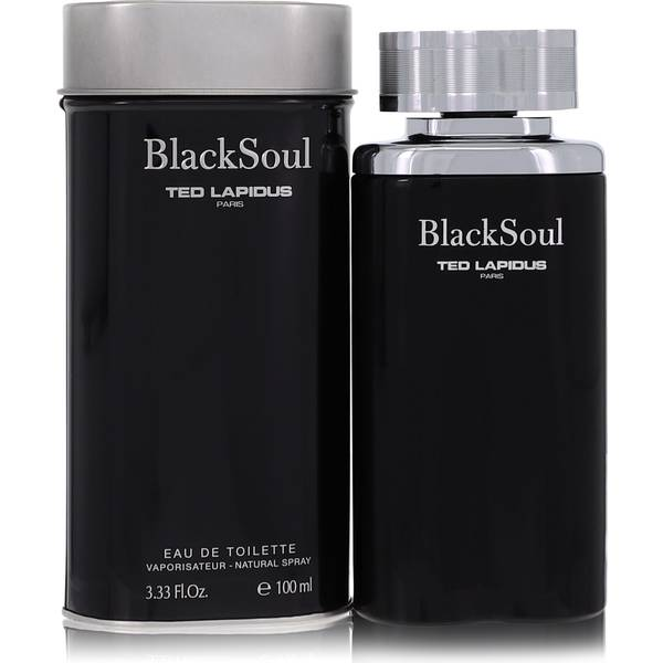 Black Soul Cologne