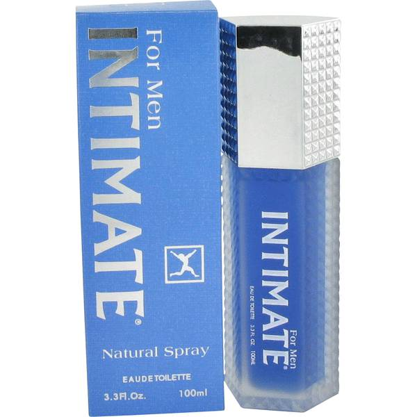 Intimate Blue Cologne