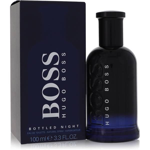 latest design top fashion new product Boss Bottled Night Cologne By Hugo Boss for Men