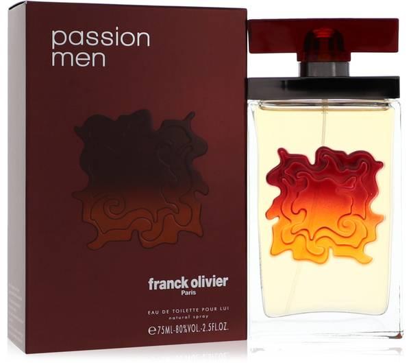 Passion Franck Olivier Cologne