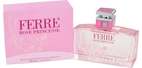 Ferre Rose Princesse Perfume