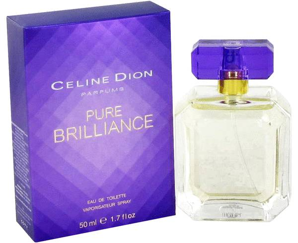 Celine Dion Pure Brilliance By Celine Dion Edt Spray 1.7 Oz (unboxed)