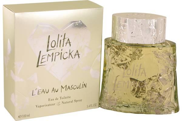 Lolita Lempicka L'eau Au Masculin Cologne