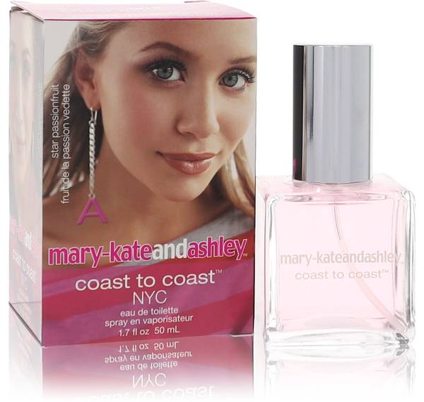 Coast To Coast Nyc Star Passionfruit Perfume