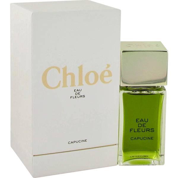 Chloe Eau De Fleurs Capucine Perfume