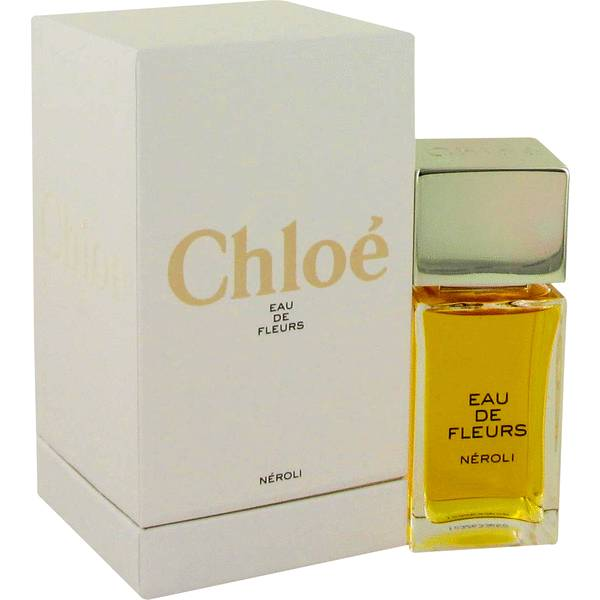 chloe eau de fleurs neroli perfume for womenchloe