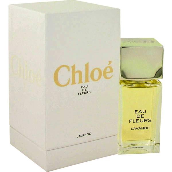Chloe Eau De Fleurs Lavande Perfume