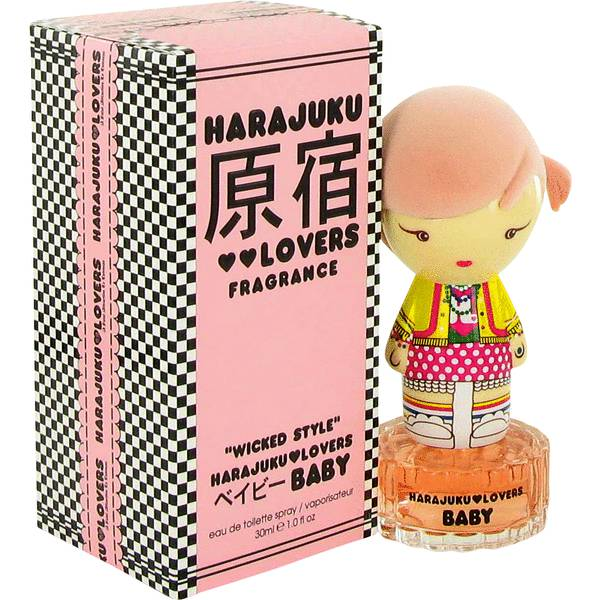 Harajuku Lovers Wicked Style Baby Perfume