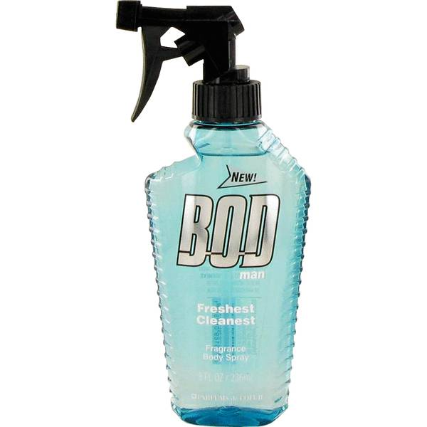 Bod Man Freshest Cleanest Cologne