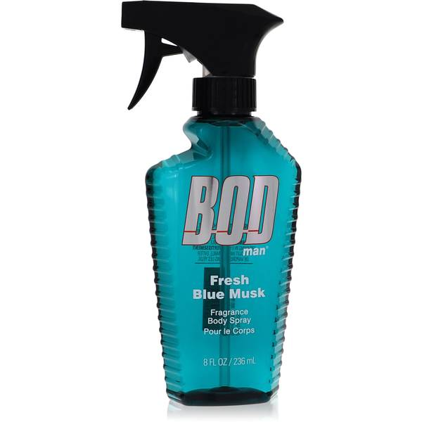 Bod Man Fresh Blue Musk Cologne