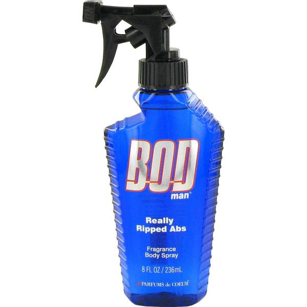 Bod Man Really Ripped Abs Cologne