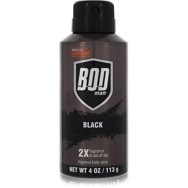 Bod Man Black Cologne