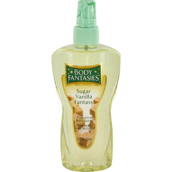 Body Fantasies Sugar Vanilla Fantasy Perfume