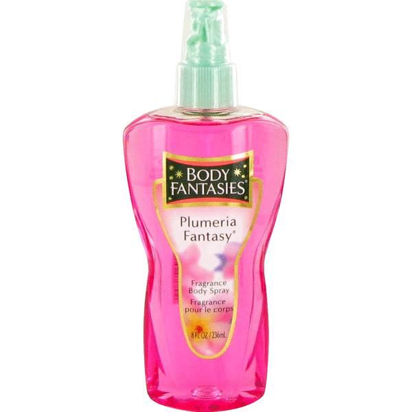 Body Fantasies Plumeria Fantasy Perfume