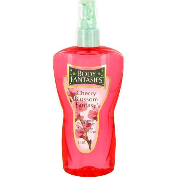 Body Fantasies Cherry Blossom Fantasy Perfume