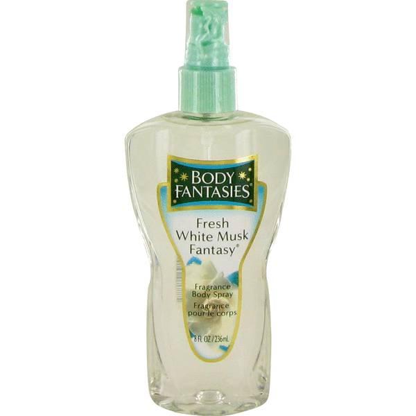 Body Fantasies Fresh White Musk Fantasy Perfume