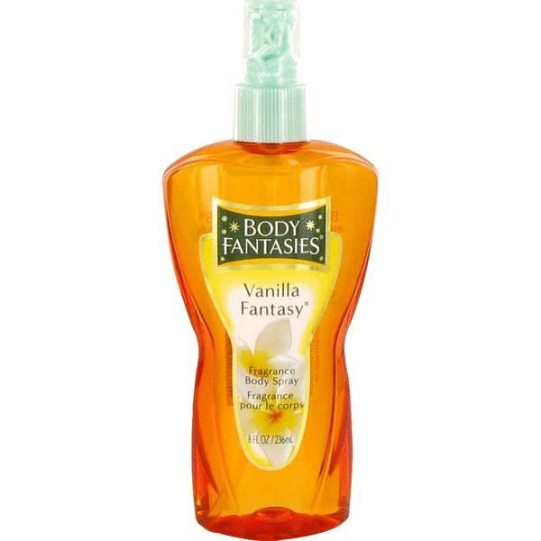 Body Fantasies Vanilla Fantasy Perfume