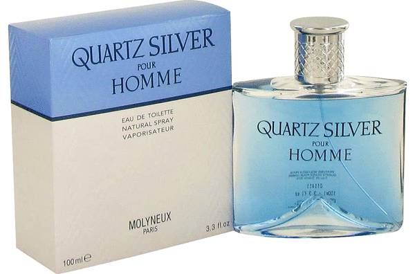 Quartz Silver Cologne