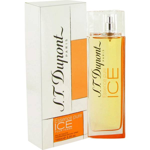 St Dupont Essence Pure Ice Perfume