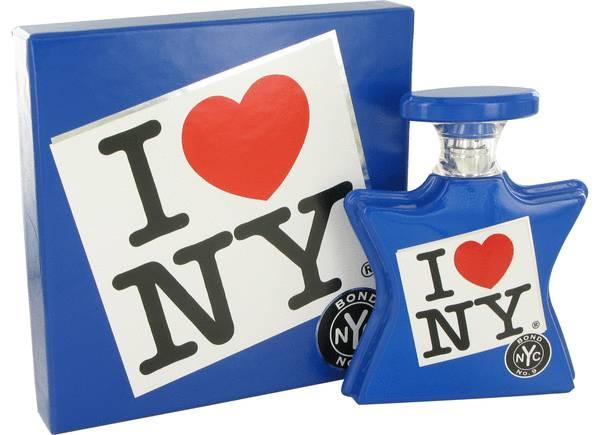 I Love New York Cologne