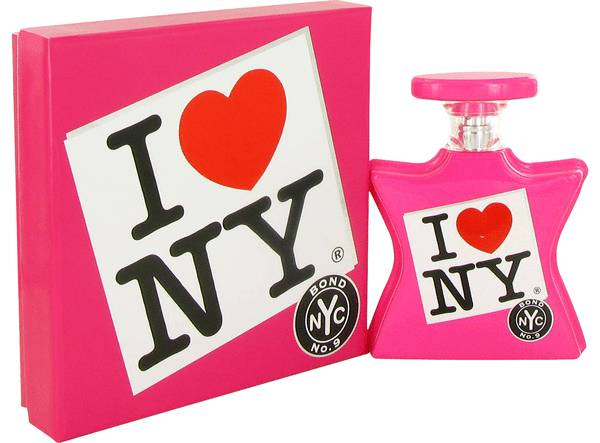 I Love New York Perfume