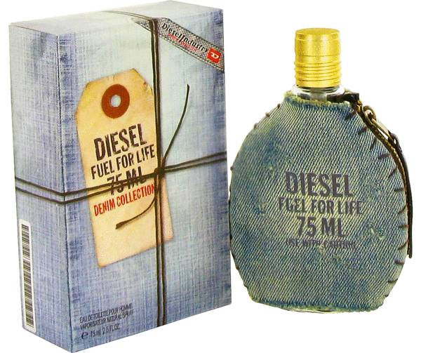 Fuel For Life Denim Cologne