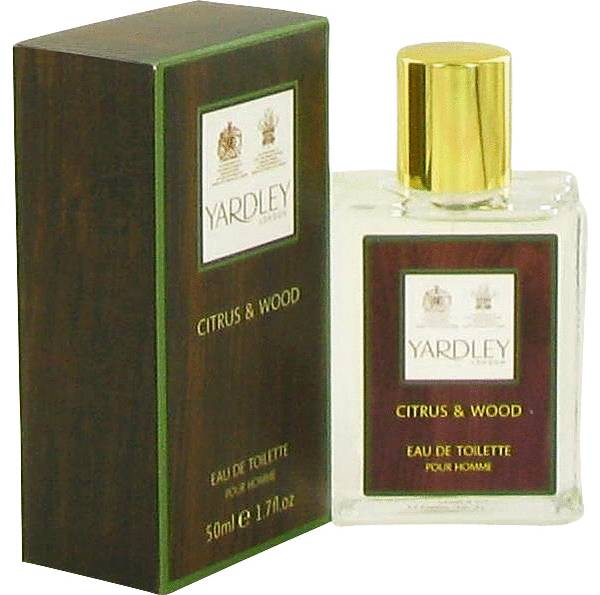 Citrus & Wood Cologne